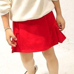 Lemony dudu - Kids Pleated Skirt