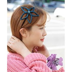 Miss21 Korea - Flower Slim Head Band