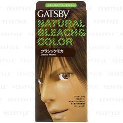 Mandom - Gatsby Natural Bleach & Color (Classic Mocha)