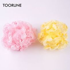 TOORUNE - Set of 2: Bath Pouf