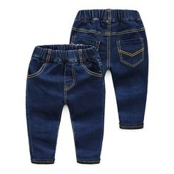 Seashells Kids - Kids Fleece-Lined Jeans