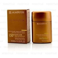 Academie - Bronzecran Sun Stick Sensitive Areas SPF 50 + (For Sensitive and Highly Exposed Areas)