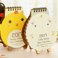 Hera's Place - Animal Desk Calendar (S)