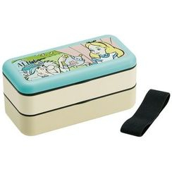 Skater - Alice in Wonderland Simple Lunch Box