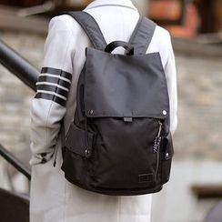 ETONWEAG - Drawstring Oxford Backpack