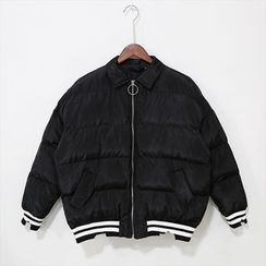 Mr. Cai - Padded Zip Jacket