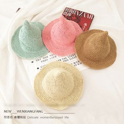 FROME - Kids Pointy Straw Hat