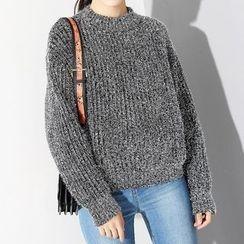 Ultra Modern - 混色粗織毛衣