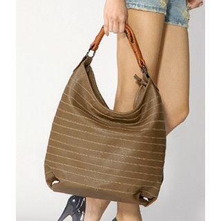 yeswalker - Flat-Bottomed Hobo Bag