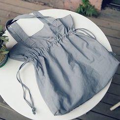 Youme - Drawstring Tote Bag