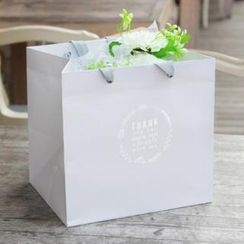 LIFE STORY - Set of 5: Printed Paper Gift Bag