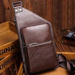 TESU - Faux Leather Slingbag