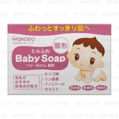 Wakodo - Milufuwa Vegetable Baby Soap