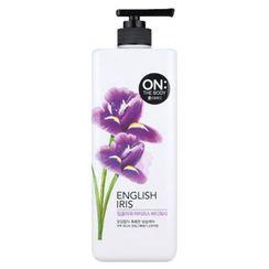 ON: THE BODY - English Iris Body Wash 900g