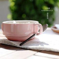 川島屋 - 骨瓷湯碗