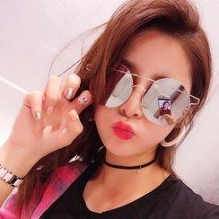 Zumyi - Round Sunglasses