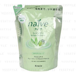 Kracie - Naive Shampoo (Aloe Vera & Grape) (Refill)