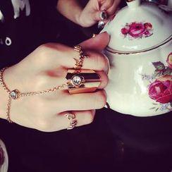 Ticoo - Bracelet Ring