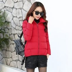 AiSun - Plain Padded Coat