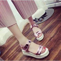 BAYO - 厚底涼鞋