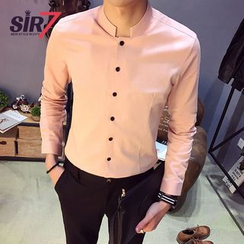 SIRIUS - 立领长袖衬衫