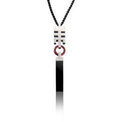 ZN Concept - 黑碼瑙吊咀連黑絲繩
