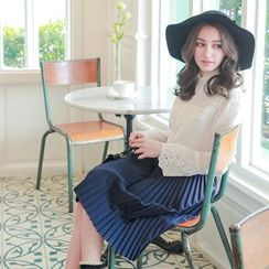 Tokyo Fashion - Pleated Skirt
