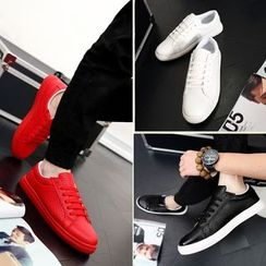 Hipsteria - Perforated Sneakers