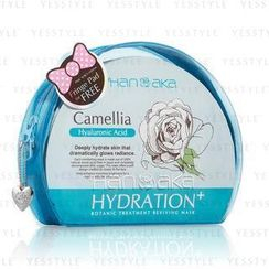 HANAKA - Botanic Treatment Reviving Mask (Camellia + Hyaluronic Acid)