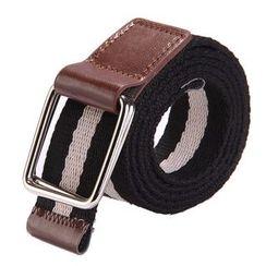 Sumabold - Striped Canvas Belt