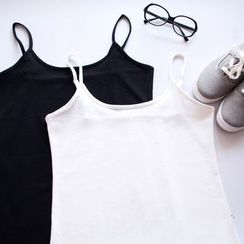 Rainie - Plain Camisole Top