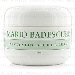 Mario Badescu - Revitalin Night Cream