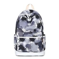 VIVA - Paint Splattered Backpack