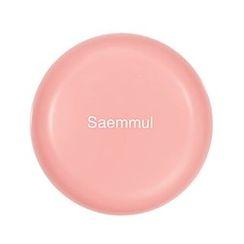 The Saem - Sammul Smile Bebe Blusher (#02 Mango Peach)