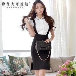 Dabuwawa - Suspender Skirt
