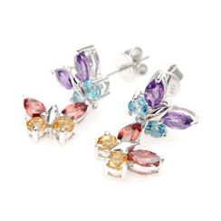 Bellini - Butterfly Dreams Earrings - mix