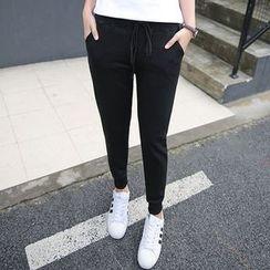 Blue Court - Slim-Fit Sweatpants