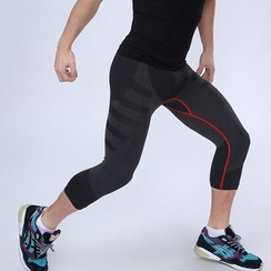 Lady Lily - Quick Dry Compression Tights