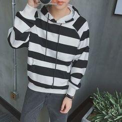 JORZ - Striped Hoodie