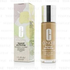 Clinique 倩碧 - Beyond Perfecting Foundation and Concealer - # 11 Honey (MF-G)