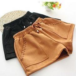 Citree - Faux Suede Shorts