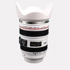 Jeannie's House - Camera Lens Cup