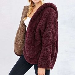 Richcoco - Loose-fit Double Sided Coat