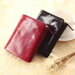 DANTEN'S - Genuine Leather Flap Wallet