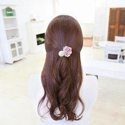 soo n soo - Colored Flower Hair Tie