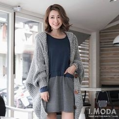OrangeBear - Loose-Fit Cardigan