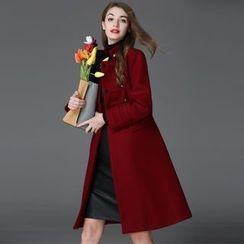 Elabo - Wool Blend Coat