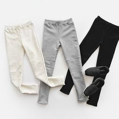 NIPONJJUYA - Brushed-Fleece Lined Leggings