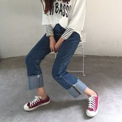 Windbird - Wide Leg Jeans