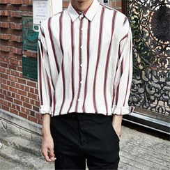 MRCYC - Long-Sleeve Striped Shirt